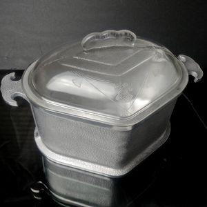 Guardian service hammered aluminum pot